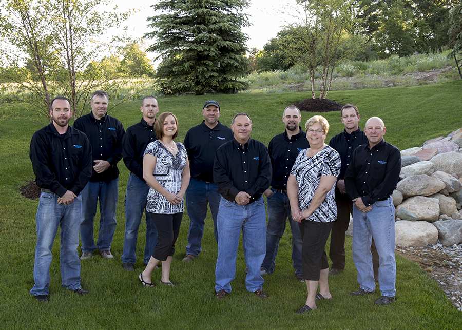 Kellermeier Plumbing Grand Rapids team