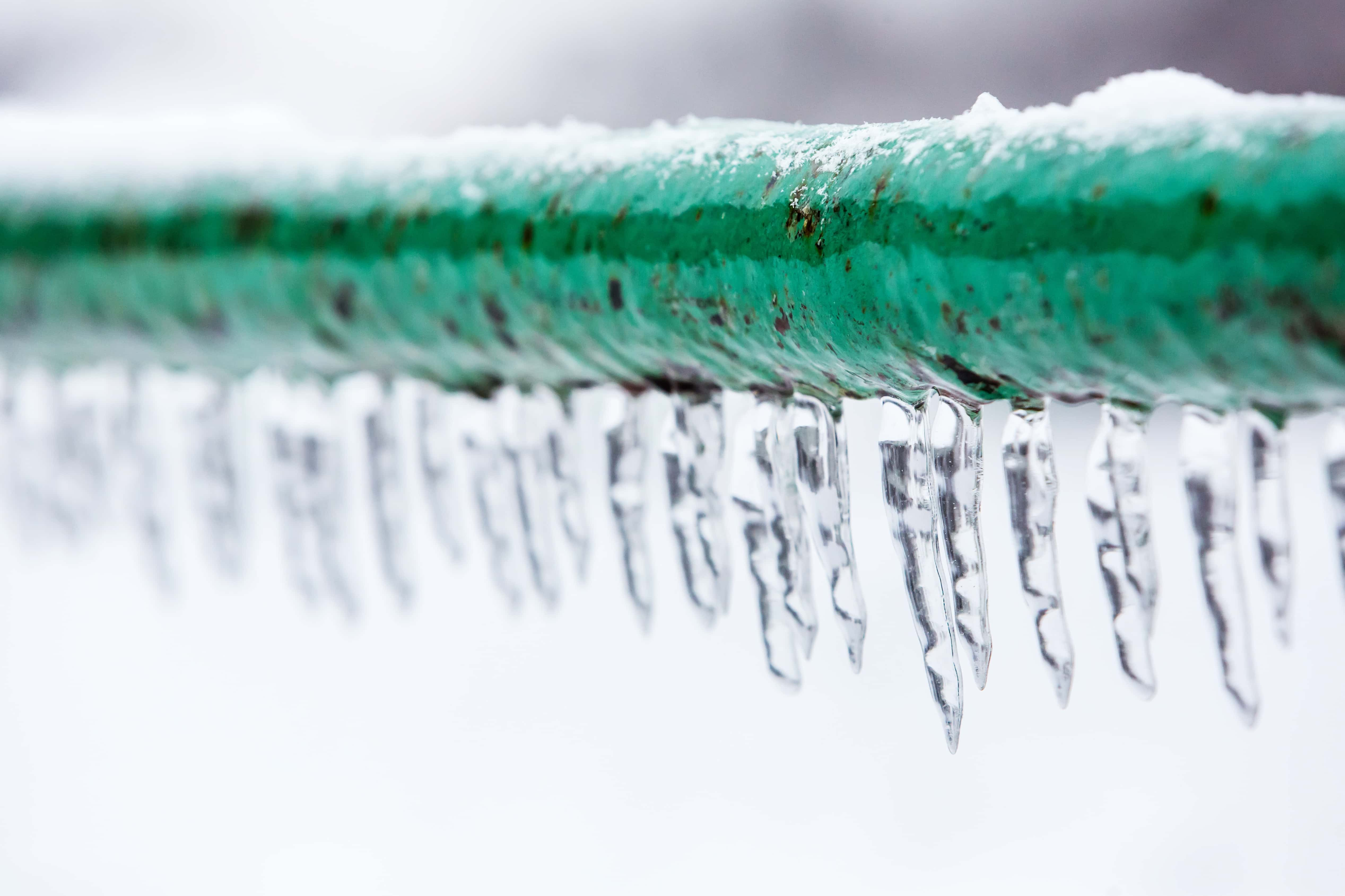 It's important to keep pipes from freezing this (and every) winter.