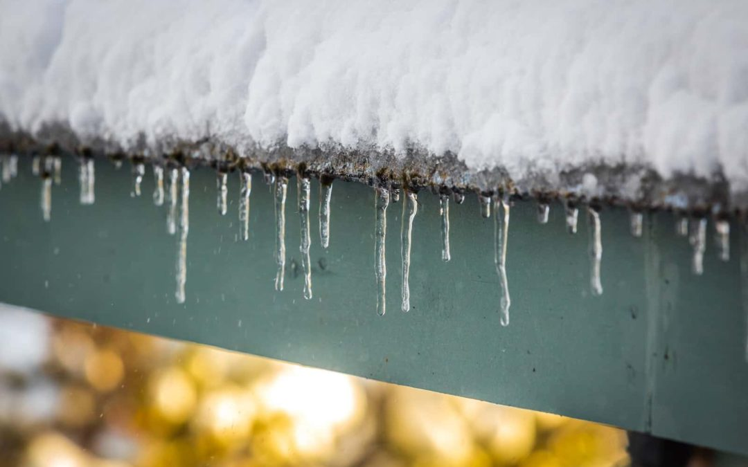 A huge temperature swing in the midwest could mean tons of melting snow.