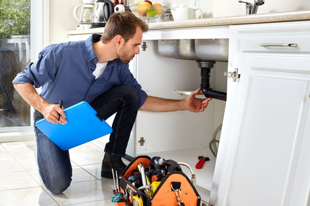 Remodeling home inspections are an absolute necessity, especially when plumber checking pipes are concerned.