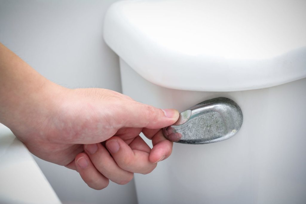 A loose toilet handle can be frustrating, but it can also be a sign of something bigger happening inside your tank.