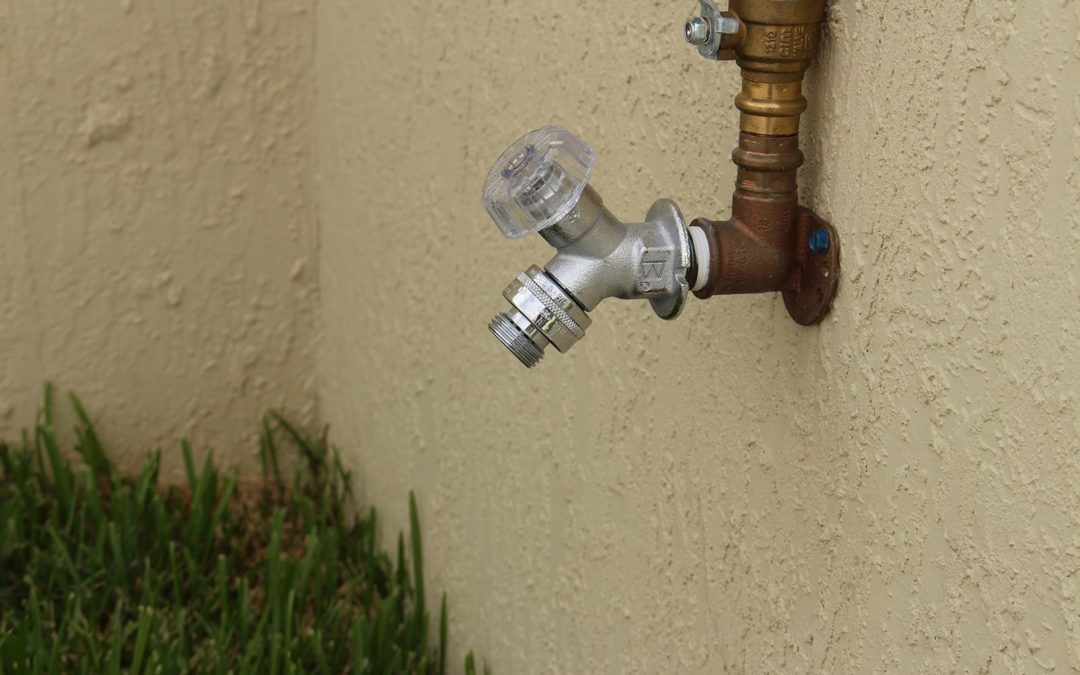 How to Handle a Leaking Bib on an Outdoor Faucet