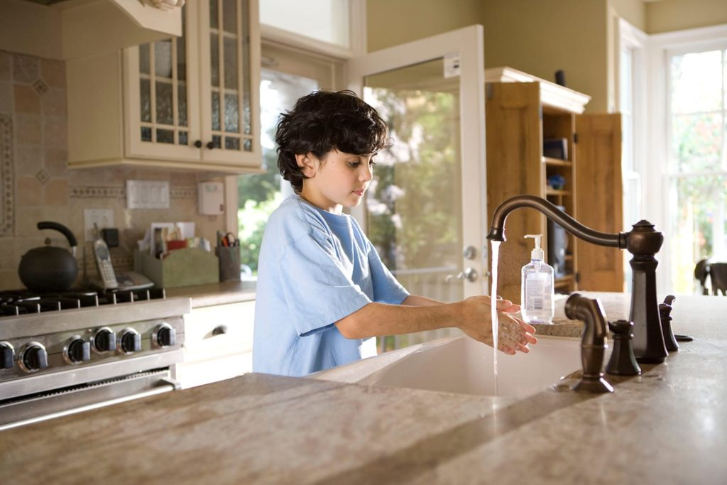 Plumbing cleaning is just one of the way clean, refreshing water gets from its source to your faucets.