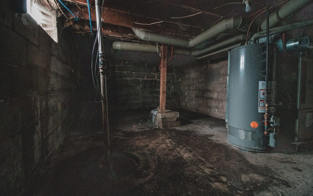 Knowing how to drain a dehumidifier can go a long way when trying to normalize a musty basement.