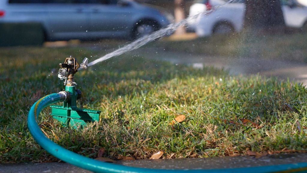 Yes, a sprinkler system can use too much water. But there can also be constraints to know about.